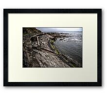King Edward's Bay Framed Print