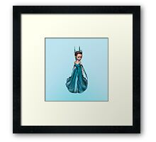 Little Fairy Framed Print