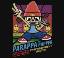 PaRappa the Rapper for NES by pacalin