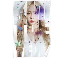 Girls' Generation TaeTiSeo (TTS) 'Dear Santa' Typo - Taeyeon Poster