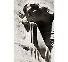Like sand thru her fingers Photographic Print