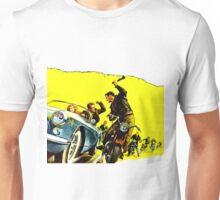 Left Handed Monkey Wrench Unisex T-Shirt
