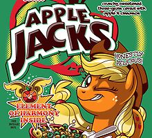 Apple Jacks - Honestly Delicious! by Gilles Bone