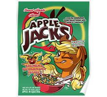 Apple Jacks - Honestly Delicious! Poster