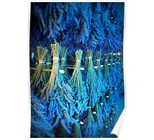 Drying Lavender 3 Poster