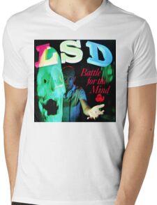 LSD  Mens V-Neck T-Shirt