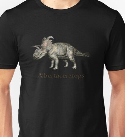 Albertaceratops T_Shirt Unisex T-Shirt