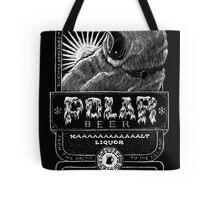 Polar Beer Tote Bag