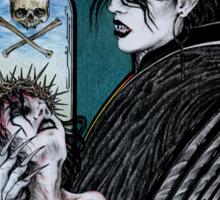 Rozzferatu - Fan Art for Rozz Williams Sticker