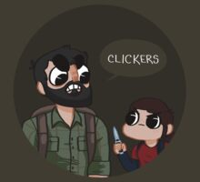 Clickers Shirt - The Last of Us by Brandon Larish