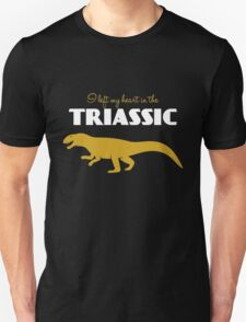 I Left My Heart in the Triassic T-Shirt