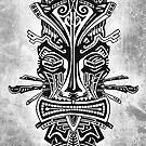 MASCARA - tribal 6 by Dimitri Andrei M O
