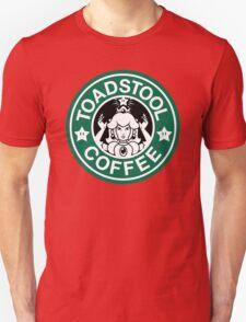 Toadstool Coffee T-Shirt