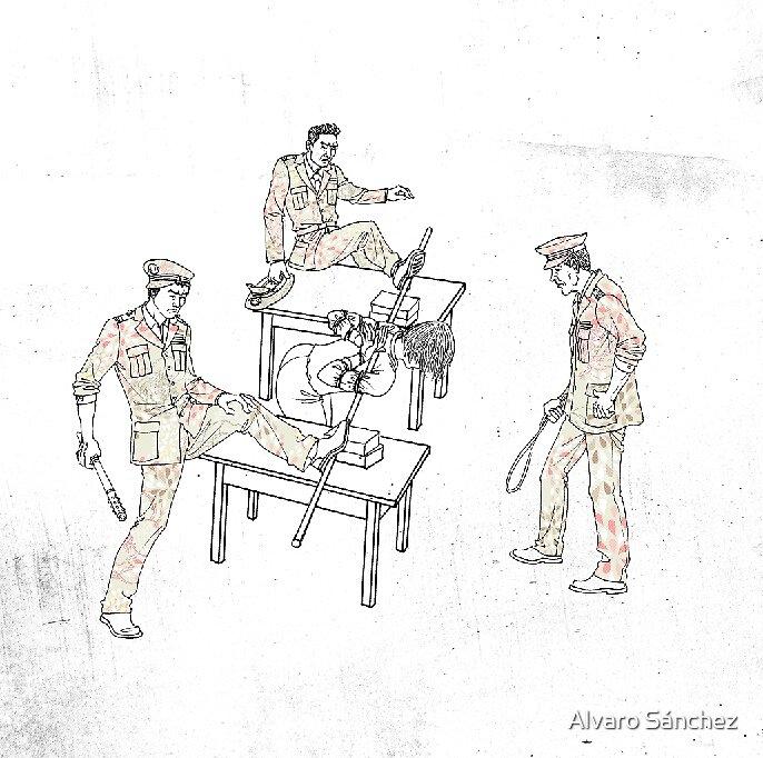 Untitled by Alvaro Sánchez