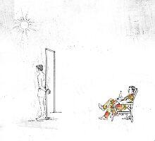LA NEGACION DE LOS HECHOS (Denial of the facts) by Alvaro Sánchez