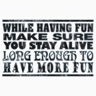 Have More Fun by Cleave