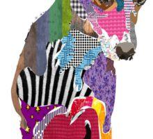 Dog Portrait II Sticker