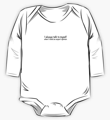 Wise words. One Piece - Long Sleeve