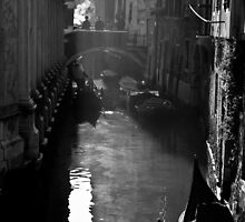 Venice in Winter by DADeacon
