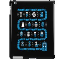 Christmas Ugly Dr Who iPad Case/Skin
