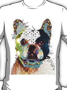 Bulldog portrait T-Shirt