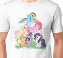 My Little Pony Group shot Unisex T-Shirt