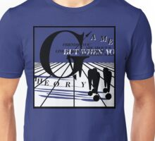 Game Theory - 2 Steps to the Middle Ages Tour (Light) Unisex T-Shirt