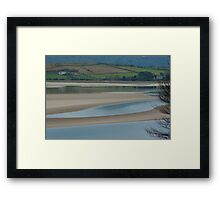 Estuary from Portmeirion Framed Print