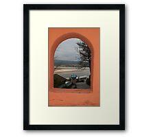 Estuary from Portmeirion Framed Print