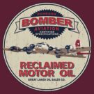 Bomber Motor Oil by KlassicKarTeez