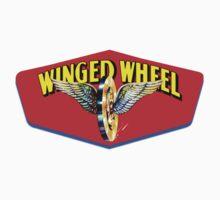 Winged Wheel by sashakeen
