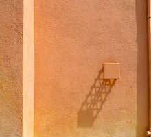 Orange wall by MCellucci