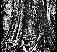 ☀ ツBUDDA IN TREE TRUNK☀ ツ by ╰⊰✿ℒᵒᶹᵉ Bonita✿⊱╮ Lalonde✿⊱╮