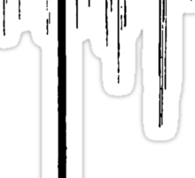 Calvaire Sticker