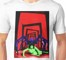 Cabinet of the Tarantula  Unisex T-Shirt