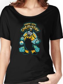 Cooking With Chemistry Women's Relaxed Fit T-Shirt