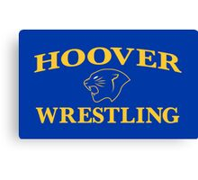 Hoover Panthers Canvas Print