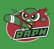 Powerpuff Raph Kids Clothes
