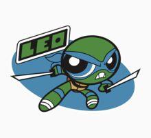 Powerpuff Leo by DJKopet