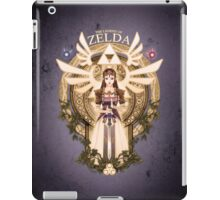 """The Princess of Destiny"" iPad Case/Skin"