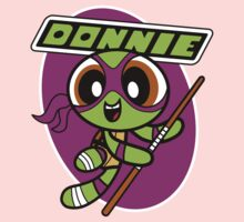 Powerpuff Donnie Kids Clothes