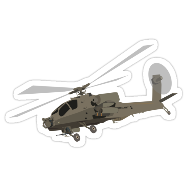 AH-64 Apache by jcmeyer