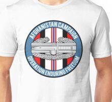 OEF Combat Action Badge Unisex T-Shirt
