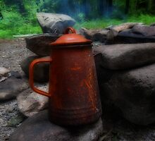 coffee campin' style by vigor