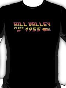 Hill Valley Class of 1955 T-Shirt