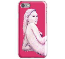 Serene Nude (Pink) iPhone Case/Skin