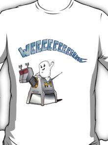 Adipose Riding K9 T-Shirt
