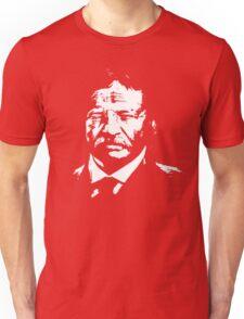 Teddy Rosevelt Unisex T-Shirt