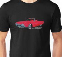 1962 Thunderbird Classic Ride T-Shirt Unisex T-Shirt