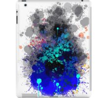 Splatter Splat iPad Case/Skin